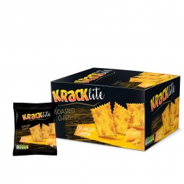 Kracklite Toasted Chips - Cheese 12x26g