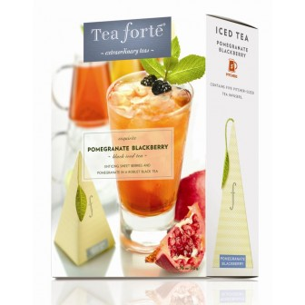 Tea Forte Iced Tea Pom Blackberry 1x5pcs