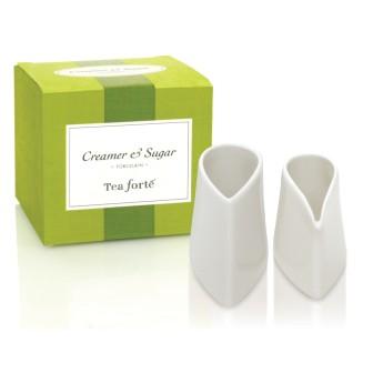 Tea Forte Sugar Creamer Set