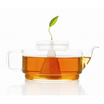 Tea Forte Sontu Glass Tea Pot  1x1pc