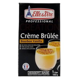 Elle & Vire - Cream Brulee 1x1lt