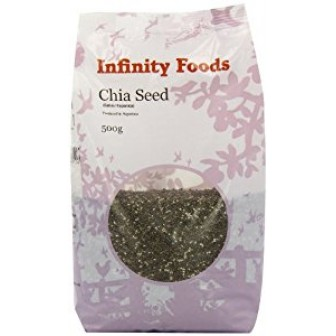 Chia Seeds (organic) 1X500gm