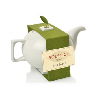 Tea Forte Solstice Tea Pot 1X1pc