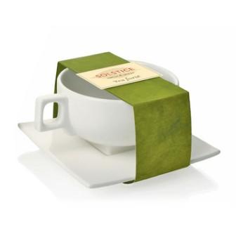 Tea Forte Solstice Tea Cups & Saucer 1X1pc