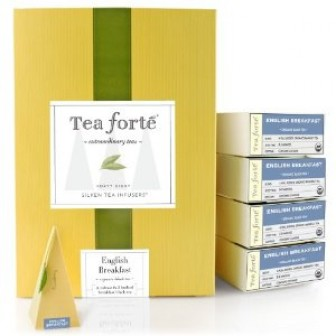Tea Forte Bulk Pack English Break Fast 1X48pcs