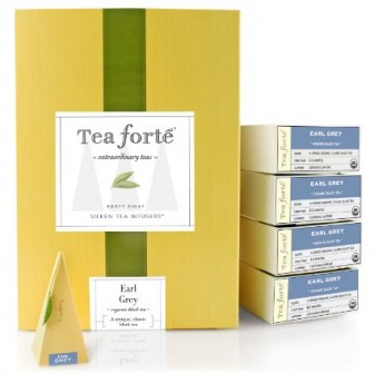 Tea Forte Bulk Pack Earl Grey 1X48pcs