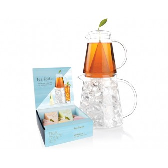 Tea Forte Over Ice Brewing Pitchers  1x1set
