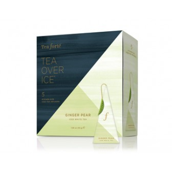 Tea Forte Iced Tea White Ginger Pear  1x40pcs