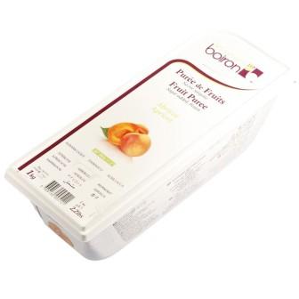 Boiron Frozen Apricot Puree 1X1kg