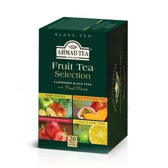 Ahmad Tea Alu T/b Fruit Selection 1x20 Tea Bag