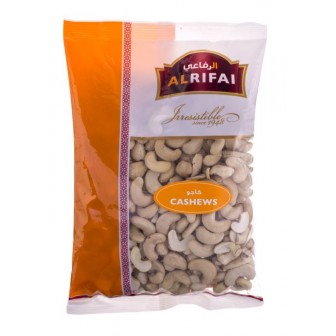 Al Rifai Raw Cashew Nuts 1 X400gm