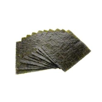 Sushi Nori-Yaki Silver  Full Sheets 1X50 Sheets