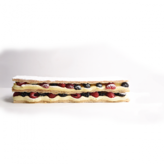 Fresh Berries Mille Feuille 1x1 kg
