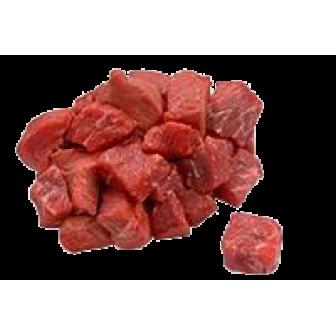 S.American Beef Topside Cubes (Frozen) 1X1kg