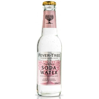Fever Tree Club Soda 24 Pcs of 200ml