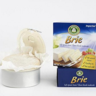 Brie Cheese-Tinned 1X125gm