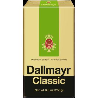 DALLMAYR COFFEE HVP CLASSIC 250GM 1X250GM