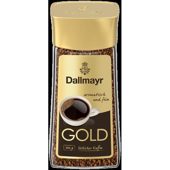 DALLMAYR INSTANT COFFEE GOLD 1X100GM