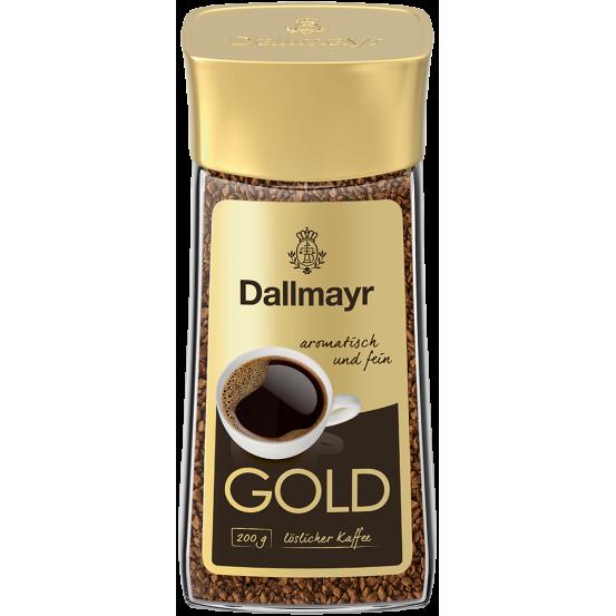 DALLMAYR INSTANT COFFEE GOLD 1X200GM