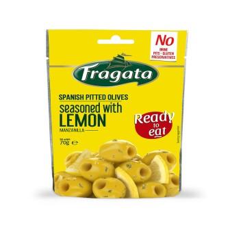 Olive Mix Pinch of Lemon 1X70gm