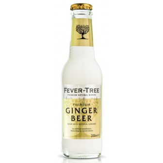 Fever Tree Ginger Beer 24pcs of 200ml