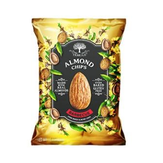 Temole Almond Chips  Bbq 1X40g