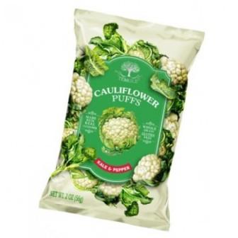 Temole Cauliflower Puffs -Kale & Pepper 1X56gm
