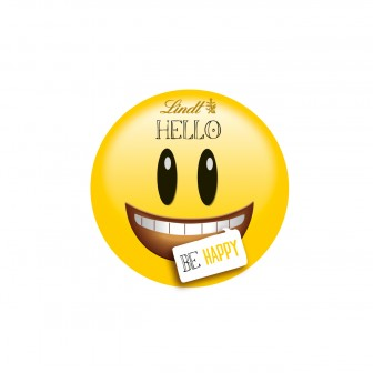 "Lindt Hello Emoti ""be Happy"" 1X30g"