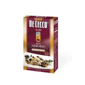 De Cecco - Riso Arborio 1x1kg