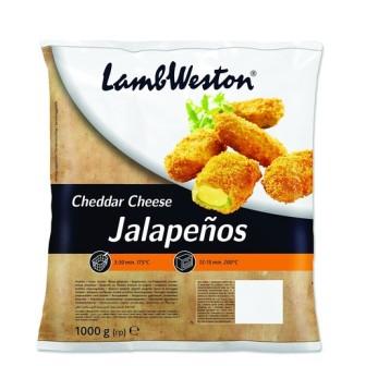 Lamb Weston Cheddar Chesse Jalapeno 1X1kg