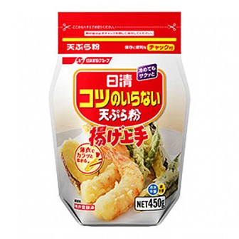 Nisshin Tempura Flour-Japan 1X450g