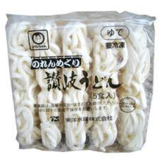 Udon Noodles (Frozen) 4X5PCS 250Gm