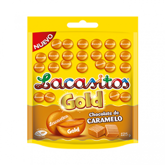 Lacasitos Gold Caramel 1x125 Gm