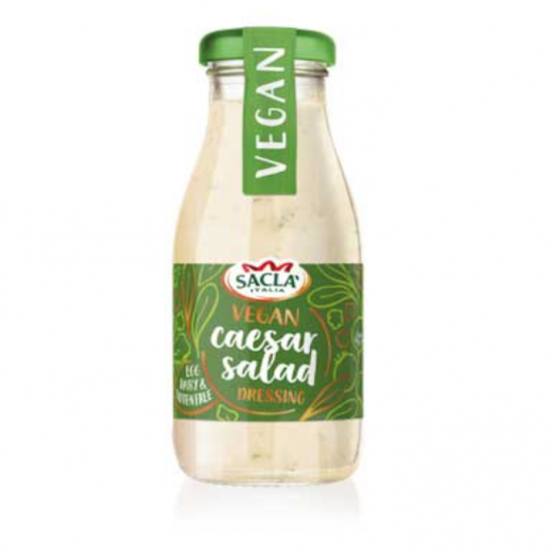 Sacla' Vegan  Caesar Salad Dressing 1x230ML