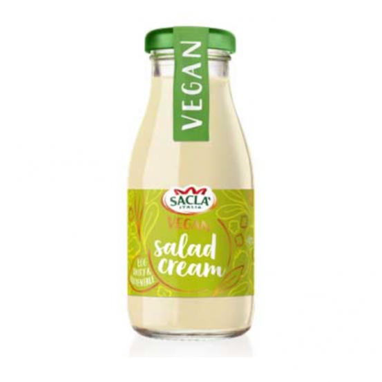 Sacla' Vegan Salad Cream 1x230ML