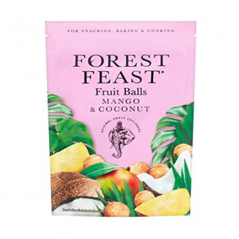 Forest Feast  Mango Coconut fruit ball 1x100Gm