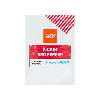 Yo! Kickin' Red Pepper 1x35Gm
