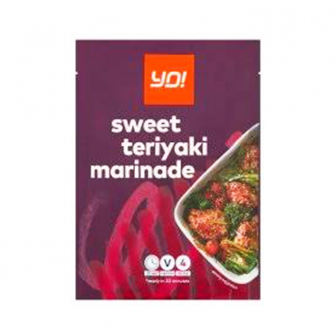 Yo! Sweet Teryaki Marinade 1x35Gm
