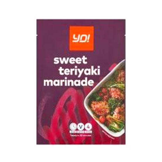 Yo! Sweet Teryaki Marinade 1x35Gm