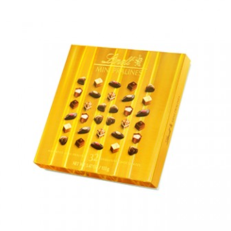 Lindt Mini Pralines Gold 1X155gm
