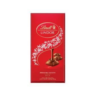 Lindt Lindor Singles Milk 1X100g