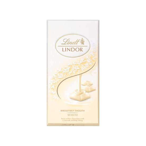 Lindt Lindor Singles White 1X100g