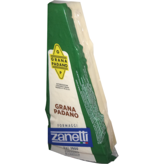 Grana Padano Ave Weight 350gm