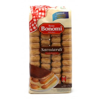 Savoiardi Biscuits 1X400gm