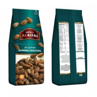 Al Rifai Almonds Cocktail 1x200gm