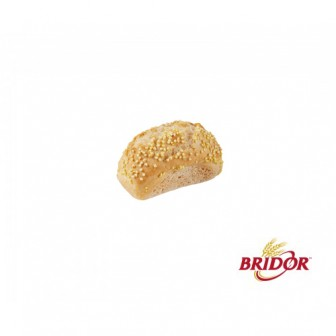 Bridor Gluten Free Plain Roll 50x45gm
