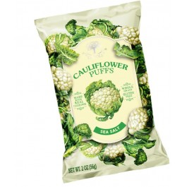 Temole Cauliflower Puffs - Sea Salt 1X56gm