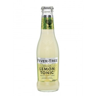 Fever Tree Lemon Tonic Sicilian 24X200ml