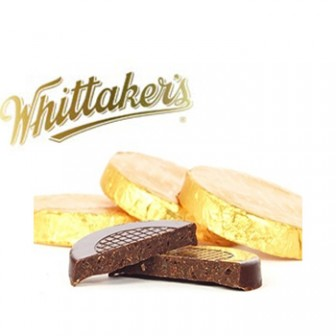Whittakers' Dark Chocolate Mint Crisp 1X2kg