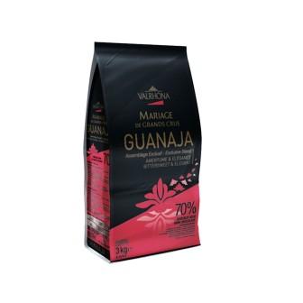 Valrhona Guanaja Noir 70% Coins 1X3kg